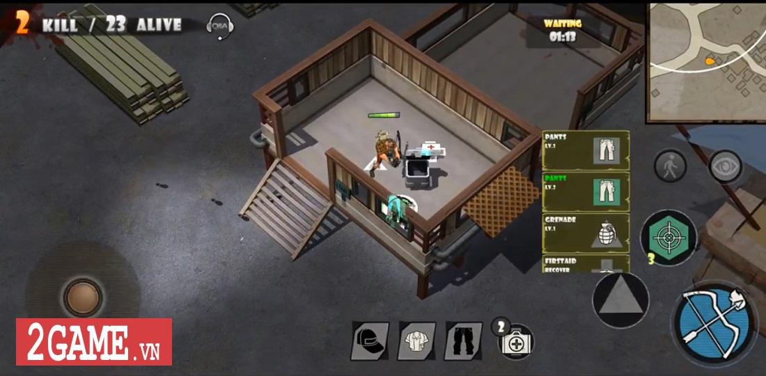 Battleground Z - Cuộc chiến sinh tồn giữa một thành phố đầy rẫy Zombie 7