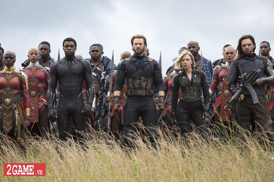 Người hâm mộ cho rằng có nhiều cảnh phim đã bị xóa khỏi Avengers: Infinity War? 1