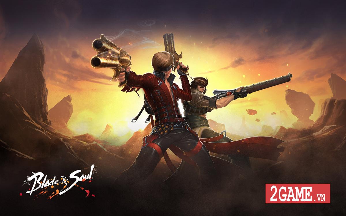 Blade & Soul Việt Nam sắp cập nhật lớp nhân vật mới Xạ Thủ 1