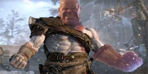 Clip hướng dẫn bạn lấy găng tay vô cực của Thanos trong God of War PS4