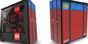 Hãng NZXT công bố phiên bản giới hạn H700 với chủ đề PUBG