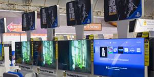 Những ích lợi của việc lựa chọn TV hay màn hình cho PC chơi game