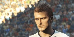Game bóng đá PES 2019 đưa David Beckham của những năm 2000 trở lại