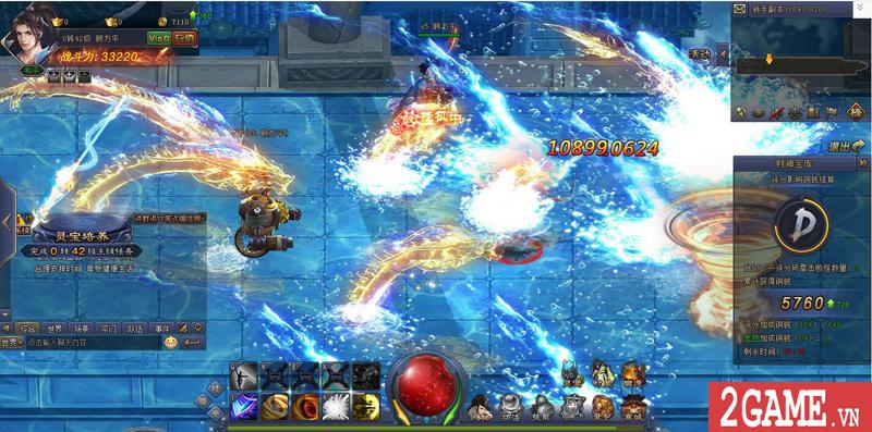 Webgame Bá Đao 360Game - Game kiếm hiệp PK thả ga cập bến Việt Nam 11