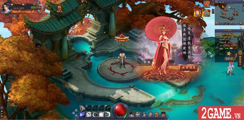 Webgame Bá Đao 360Game - Game kiếm hiệp PK thả ga cập bến Việt Nam 6
