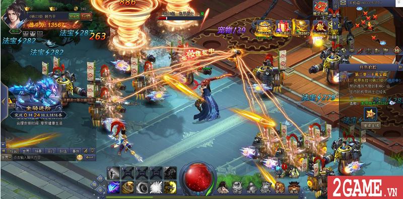 Webgame Bá Đao 360Game - Game kiếm hiệp PK thả ga cập bến Việt Nam 10