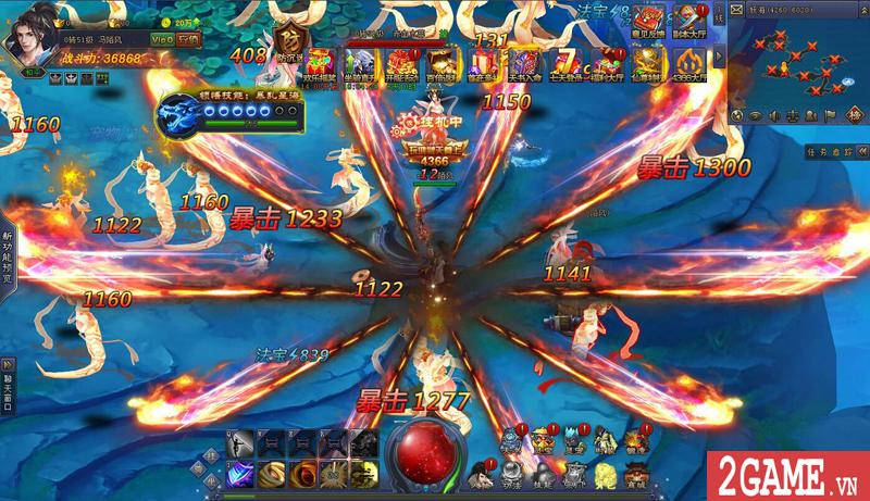 Webgame Bá Đao 360Game - Game kiếm hiệp PK thả ga cập bến Việt Nam 8
