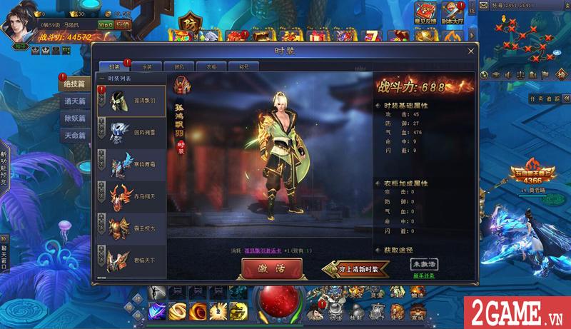 Webgame Bá Đao 360Game - Game kiếm hiệp PK thả ga cập bến Việt Nam 9