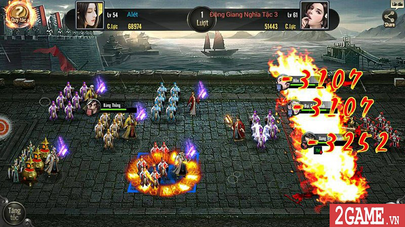 Lọt Top GooglePlay, Tam Quốc Truyền Kỳ Mobile chứng minh đẳng cấp số 1 dòng game chiến thuật 4