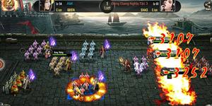 Lọt Top GooglePlay, Tam Quốc Truyền Kỳ Mobile chứng minh đẳng cấp số 1 dòng game chiến thuật