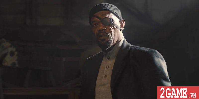 After credit của Avengers: Infinity War - Sự xuất hiện của Nick Fury và Maria Hill 0