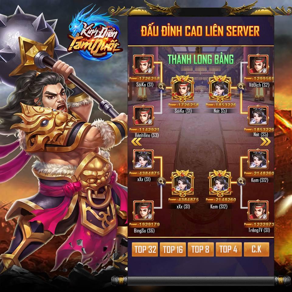 Kinh Điển Tam Quốc được cho là game mobile cân não dành riêng cho tín đồ chiến thuật 5