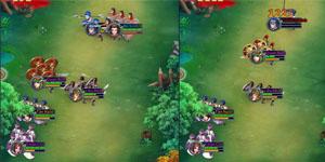 Game Kinh Điển Tam Quốc mang tính giải trí vì dễ chơi, nhưng mặt chiến thuật lại khá đa dạng