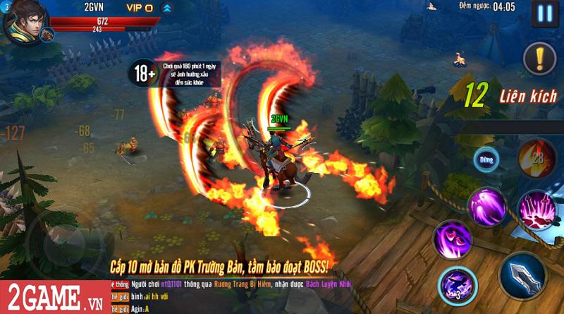 Đa phần game thủ đánh giá cao chất lượng đồ họa và cơ chế chiến đấu của Mã Đạp Thiên Quân 1