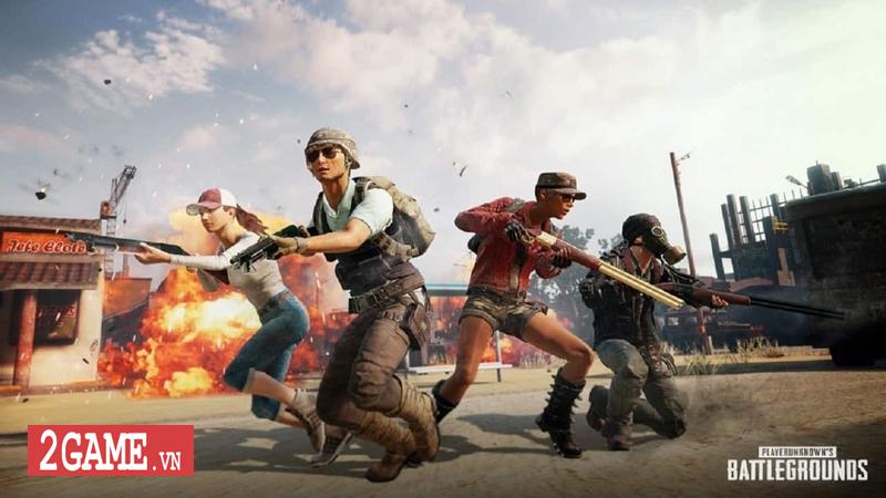 Fortnite: Battle Royale hơn hẳn PUBG về mặt doanh thu và lượt người dõi xem 1
