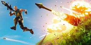Fortnite: Battle Royale hơn hẳn PUBG về mặt doanh thu và lượt người dõi xem