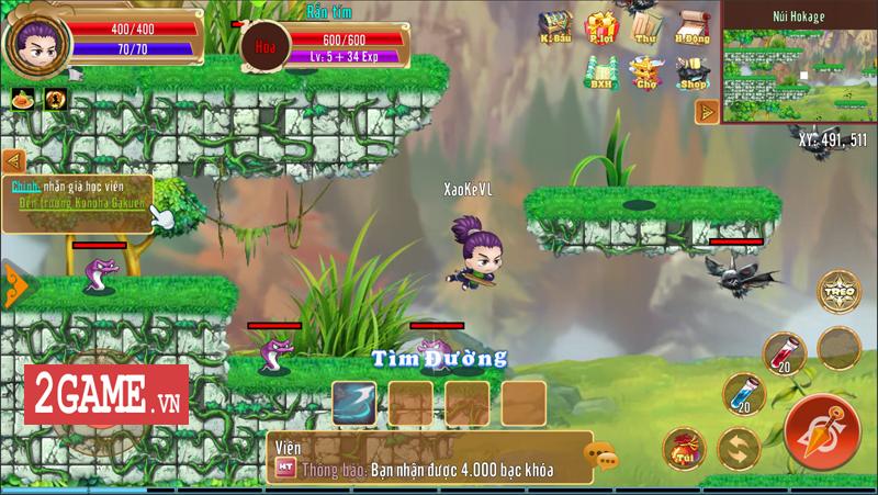 Thêm 7 game online mới toanh cập bến Việt Nam trong tháng 6 5