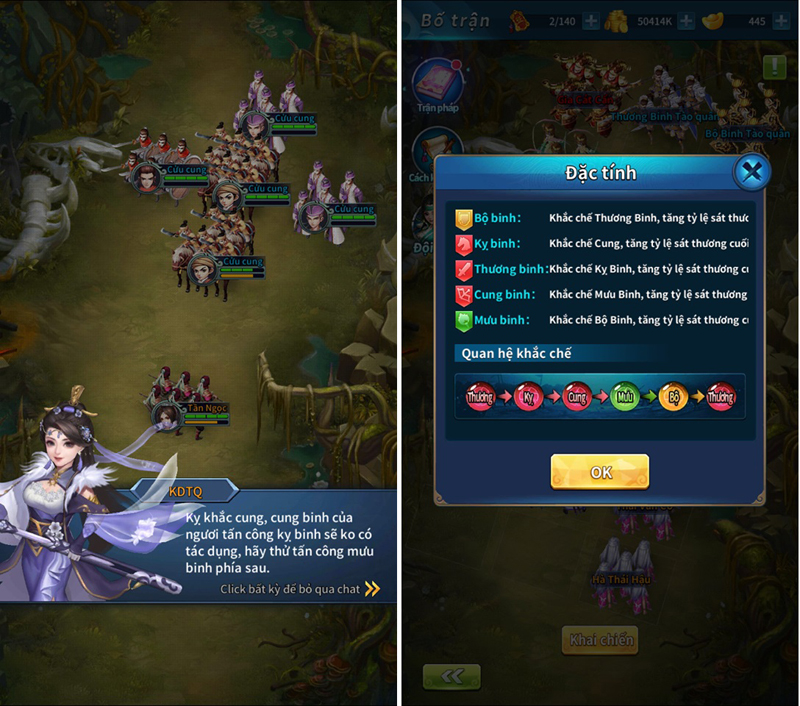 Kinh Điển Tam Quốc - Game mobile chiến thuật bài bản và cân não 1