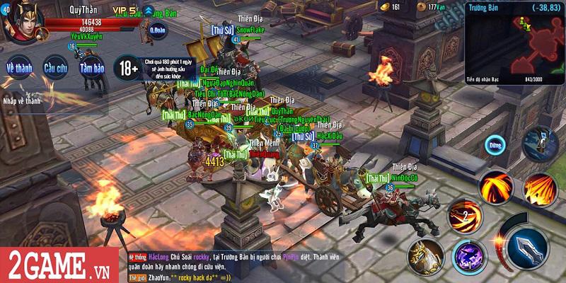 Đa phần game thủ đánh giá cao chất lượng đồ họa và cơ chế chiến đấu của Mã Đạp Thiên Quân 5