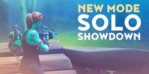 Mode Solo Showdown sẽ tạo cơ hội cho game thủ Fortnite cày tiền ảo