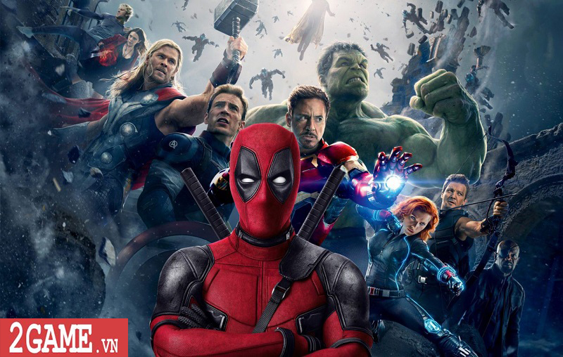 Deadpool 2 tiếp tục khiến người xem hào hứng khi