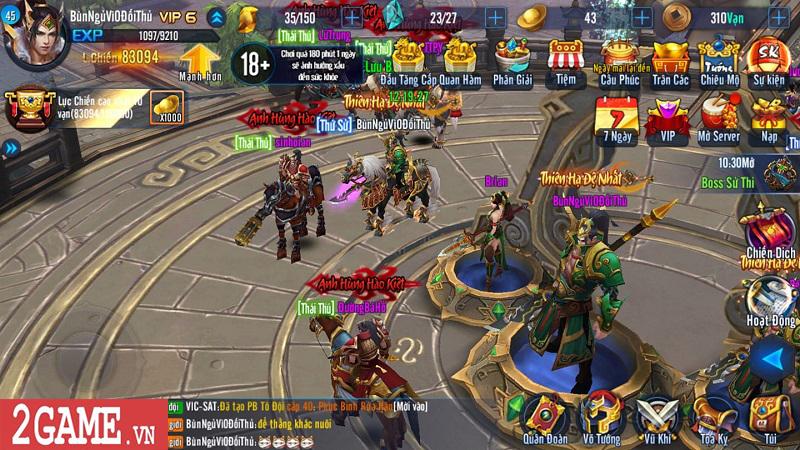 Đa phần game thủ đánh giá cao chất lượng đồ họa và cơ chế chiến đấu của Mã Đạp Thiên Quân 0