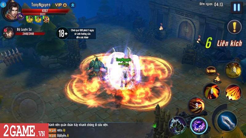 Đa phần game thủ đánh giá cao chất lượng đồ họa và cơ chế chiến đấu của Mã Đạp Thiên Quân 6