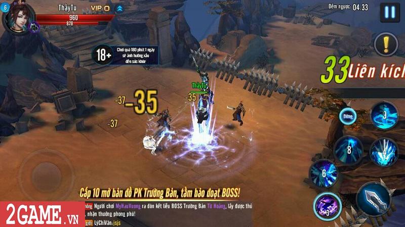 Đa phần game thủ đánh giá cao chất lượng đồ họa và cơ chế chiến đấu của Mã Đạp Thiên Quân 2