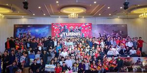 Offline mừng sinh nhật 10 tuổi của Đột Kích ghi dấu sự tham gia của gần 3000 game thủ