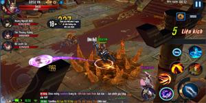 Những lý do khiến fan game nhập vai tỏ ra thích thú khi chơi Mã Đạp Thiên Quân Mobile