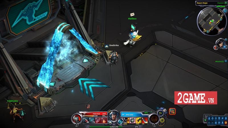 Champions of Titan - Game nhập vai lai MOBA mang đến lối chơi khá thú vị 0
