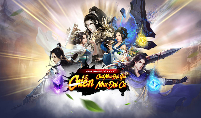 Thêm 7 game online mới toanh cập bến Việt Nam trong tháng 6 4