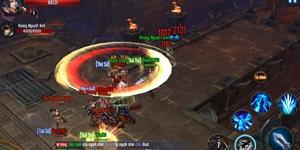 Chỉ ở Mã Đạp Thiên Quân người chơi mới được cảm giác cưỡi ngựa chiến đấu là đã như nào!