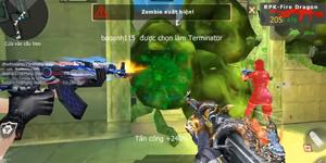 Vượt ngục Zombie – Chế độ khác biệt hoàn toàn với các chế độ Zombie cơ bản của Crossfire Legends