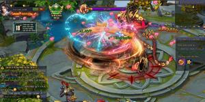 Trải nghiệm Webgame Bá Đao: Lối chơi nhập vai điển hình trở nên hấp dẫn nhờ đồ họa ấn tượng
