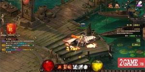 Webgame Thái Cực Kiếm – Game nhập vai cho người chơi hấp thụ võ công từ NPC cập bến Việt Nam