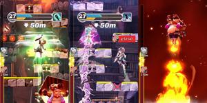 Jump Arena – Game thiên về PK với chỉ một thao tác chạm nhảy liên tục