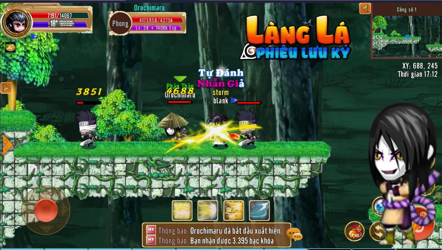 Top 4 dự án game Việt đang thu hút sự chú ý của người chơi trong tháng 6 này 1