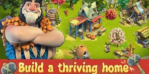 Khám phá cuộc sống gia đình trong thế giới cổ đại qua game nông trại Family Age