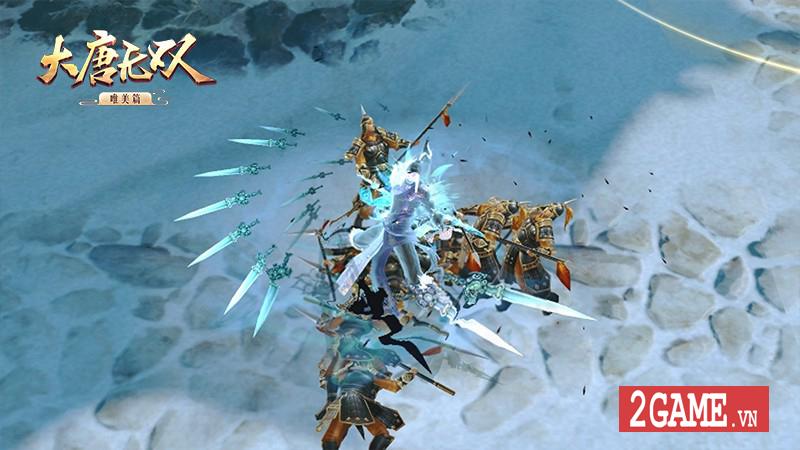Hoàng Vân Bách Chiến - Nơi chạy bo và vật lộn sinh tồn của game thủ Đại Đường Võ Lâm VNG 8