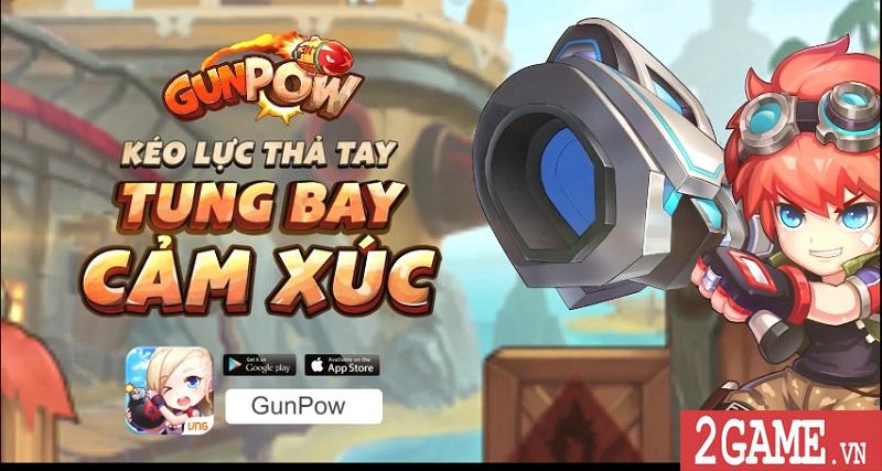 Luyện kéo - thả - bắn trong GunPow để bắt ma dễ dàng hơn cùng Huỳnh Lập 3
