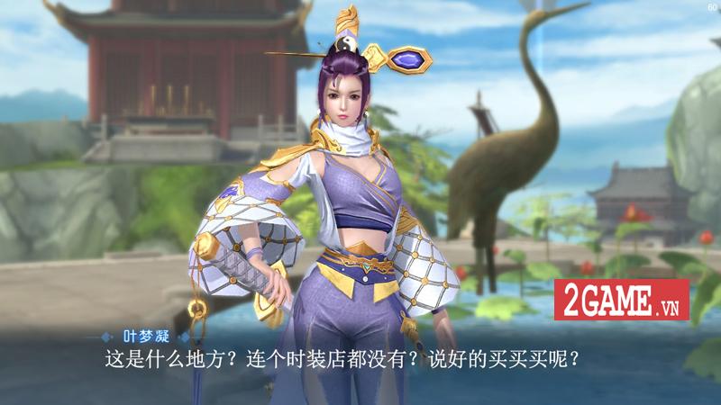 Game nhập vai kiếm hiệp chất lượng Nhất Kiếm Giang Hồ được SohaGame mua về Việt Nam thành công 11