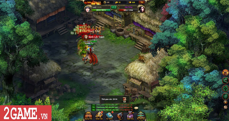 Trải nghiệm Võ Lâm Truyền Kỳ H5: Quay lại thời kỳ đỉnh cao của game kiếm hiệp chỉ bằng một cú click 15