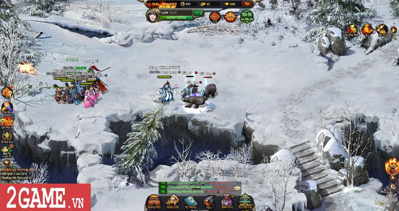 Trải nghiệm Võ Lâm Truyền Kỳ H5: Quay lại thời kỳ đỉnh cao của game kiếm hiệp chỉ bằng một cú click 17