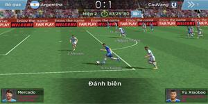 Trải nghiệm Siêu Sao Sân Cỏ – Game mobile vừa ra mắt để hòa chung bầu không khí World Cup 2018