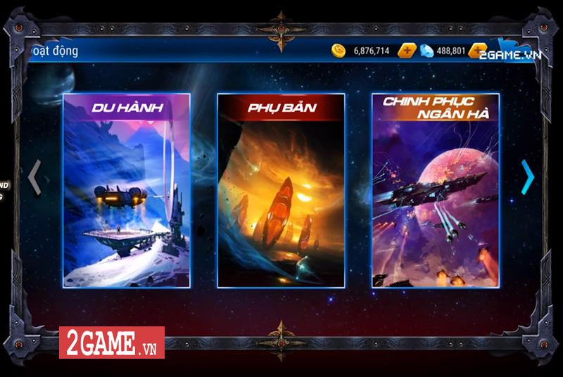 Hesman Legend mang đến một ngân hà rộng lớn với đầy rẫy thử thách vây quanh 2