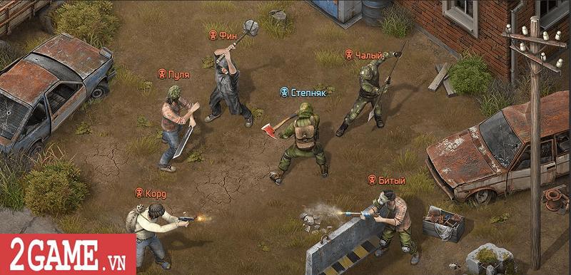 Top 9 game nhập vai sinh tồn thử thách khả năng sống sót của bạn trước đại dịch zombie và hậu tận thế 3