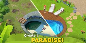 Lost Island: Blast Adventure – Game nông trại giải đố cực thú vị và độc đáo