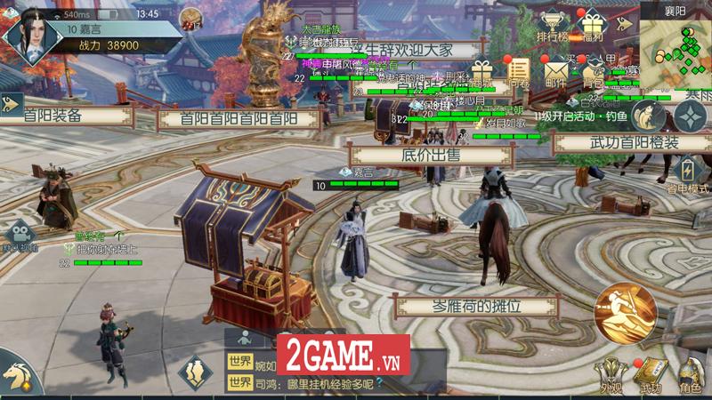 Trải nghiệm Võ Lâm Truyền Kỳ 2 Mobile: Khi mọi thứ của dòng game VLTK trở nên hoàn hảo hơn trên di động 9
