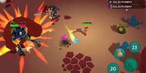 Space Pioneer – Game lấy đề tài du hành vũ trụ gần giống với sản phẩm No Man Sky
